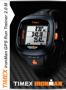 timex Run Trainer ironMan