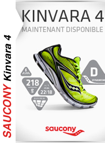 Saucony Kinvara 4