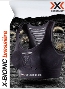 x-bionic brassiere