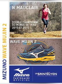 Mizuno Wave Mujin 2