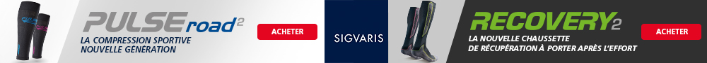 Sigvaris Pulse Road & Ricovery