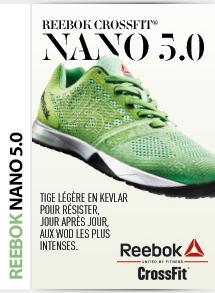 Reebok Nano Femme
