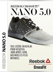 Reebok Nano 5 H