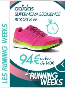 adidas Supernova 8 W