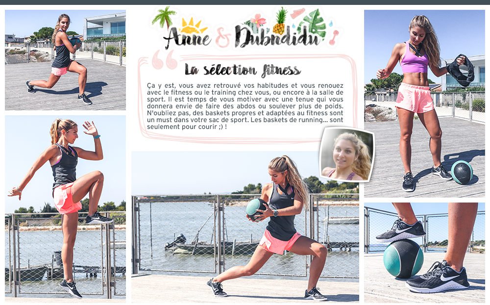 équipement fitness et training anne & dubndidu