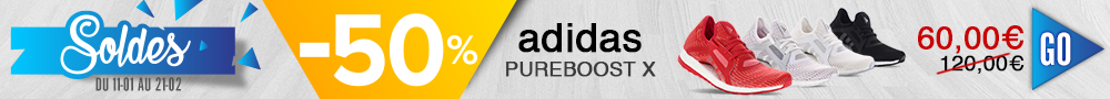 soldes adidas pureboost x
