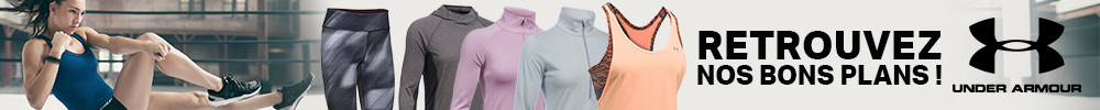 menus bas bon plans femme under armour