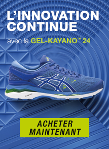 Aises Kayano 24 homme
