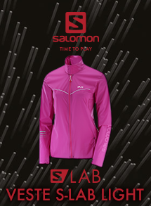 veste femme salomon s-lab light