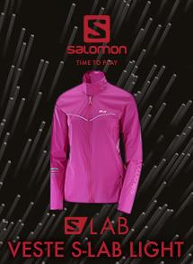 veste femme salomon s-lab light