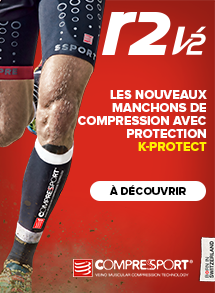 manchons compression compressport