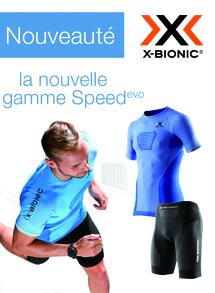 x-bionic speedevo Hommes