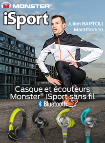 iSport Monster electro