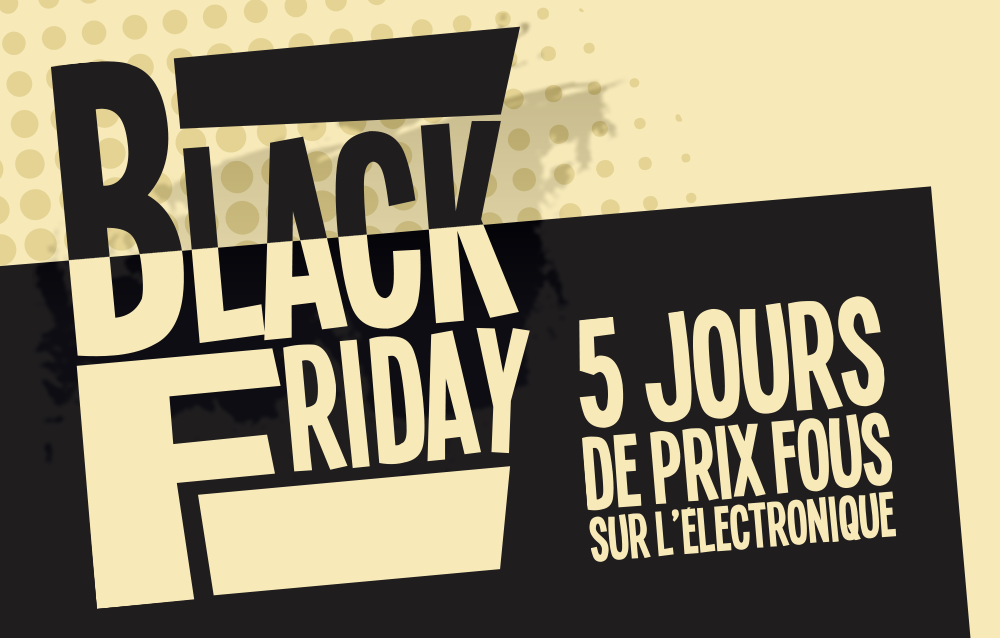 black friday running jusqu'à -45% sur l'électronique