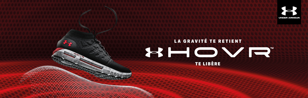 commander chaussures under armour hovr phantom & sonic