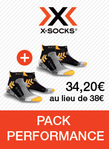 x-socks pack performance