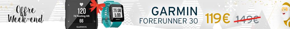 garmin forerunner 30 promotion