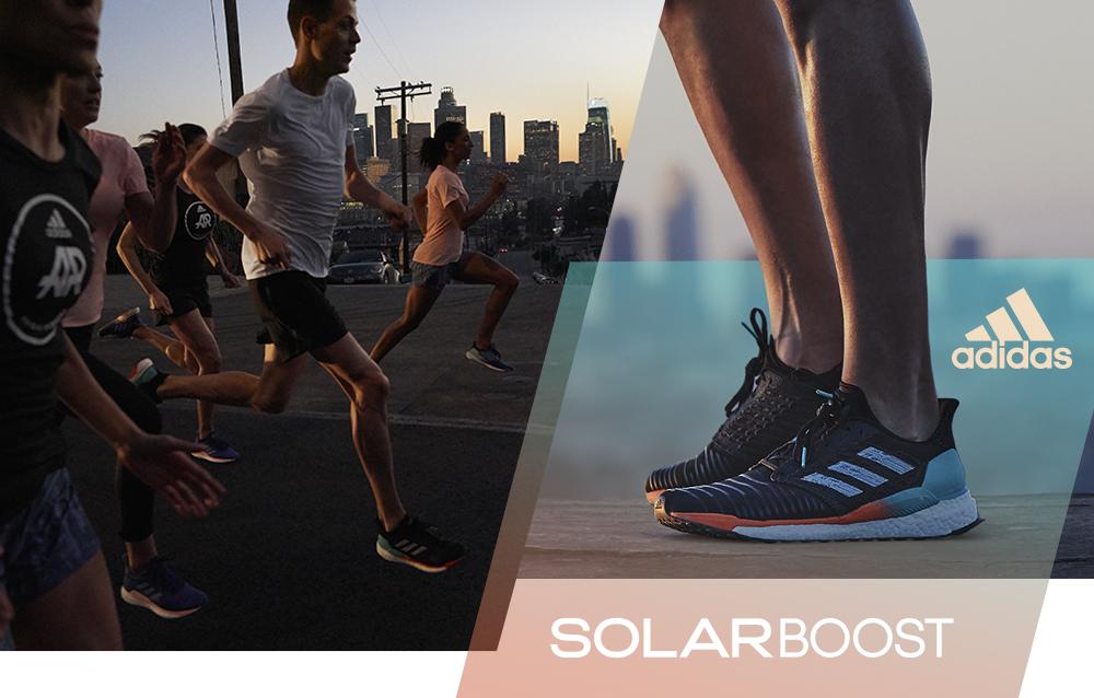 commander chaussure adidas running solar boost