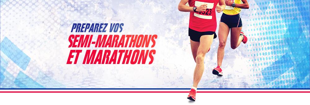 Nos conseils des meilleurs chaussures et vêtements pour vos marathons et semi-marathons