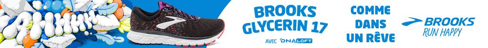 GLYCERINE 17 BROOKS FEMME
