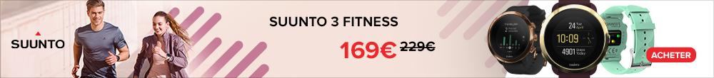 Suunto fitness promotion