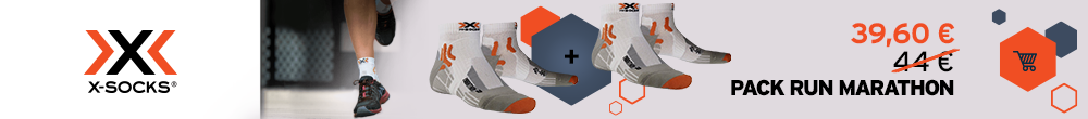 X-Socks chaussettes marathon