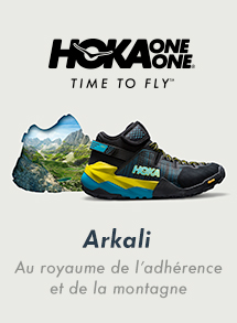 the best attitude 980f7 92823 Hoka One One Sky Arkali Homme