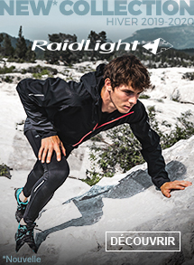 Raidlight wintertrail collection homme