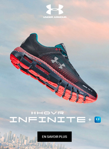 HOVR infinite homme under armour
