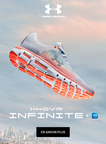 HOVR infinite femme under armour