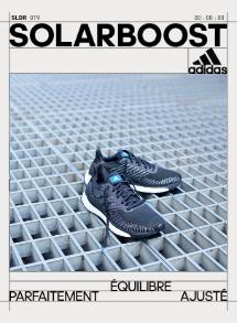 adidas Solar Boost 19 Reflective homme
