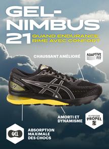 Nimbus 21 homme