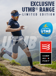 Compressport UTMB 2019