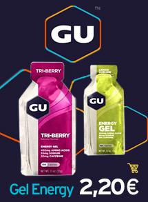 GU gel energy