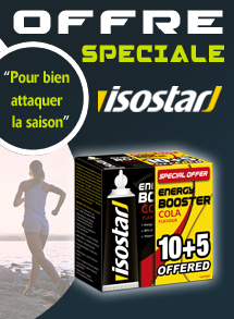 Isostar Gel Energy Booster 10+5 - Cola