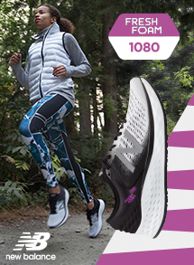 New Balance Fresh Foam W 1080 V9 femme