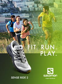 Sense Ride 2 Salomon homme
