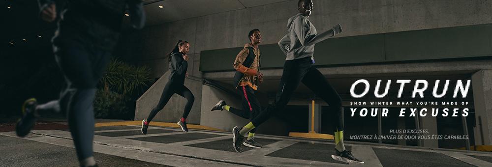 Nike Shield Utility chaussures et vêtements