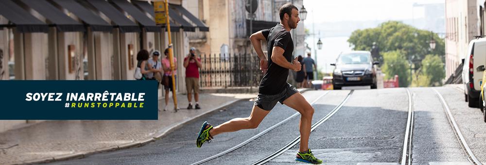 Sélection running homme, débutant, intermédiaire, confirmé & nouveautés