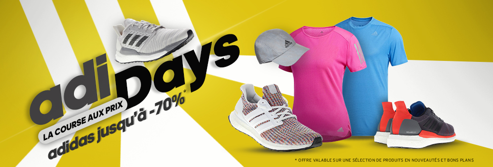 promotion chaussures vêtements accessoires adidas