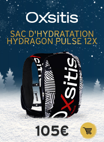 Oxsitis sac d'hydratation hydragon pulse 12X