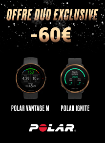 Polar offre duo exclusive
