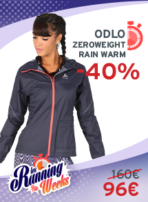 Odlo Zeroweight Rain Warm