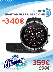 Spartan Ultra Black HR Suunto