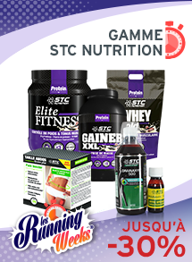 Gamme STC Nutrition