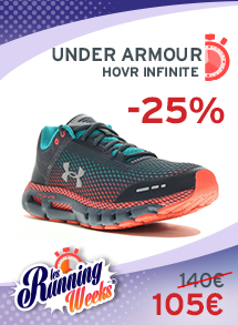 Under Armour Hovr Infinite Homme