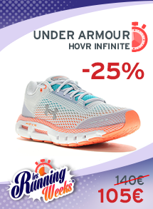 Under Armour Hovr Infinite Femme