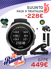 Pack Suunto 9 Triathlon