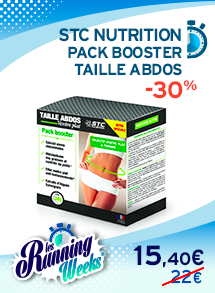 STC Nutrition Pack Booster Taille Abdos RW