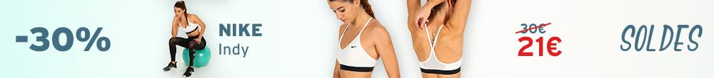 Nike indy brassière femme 2